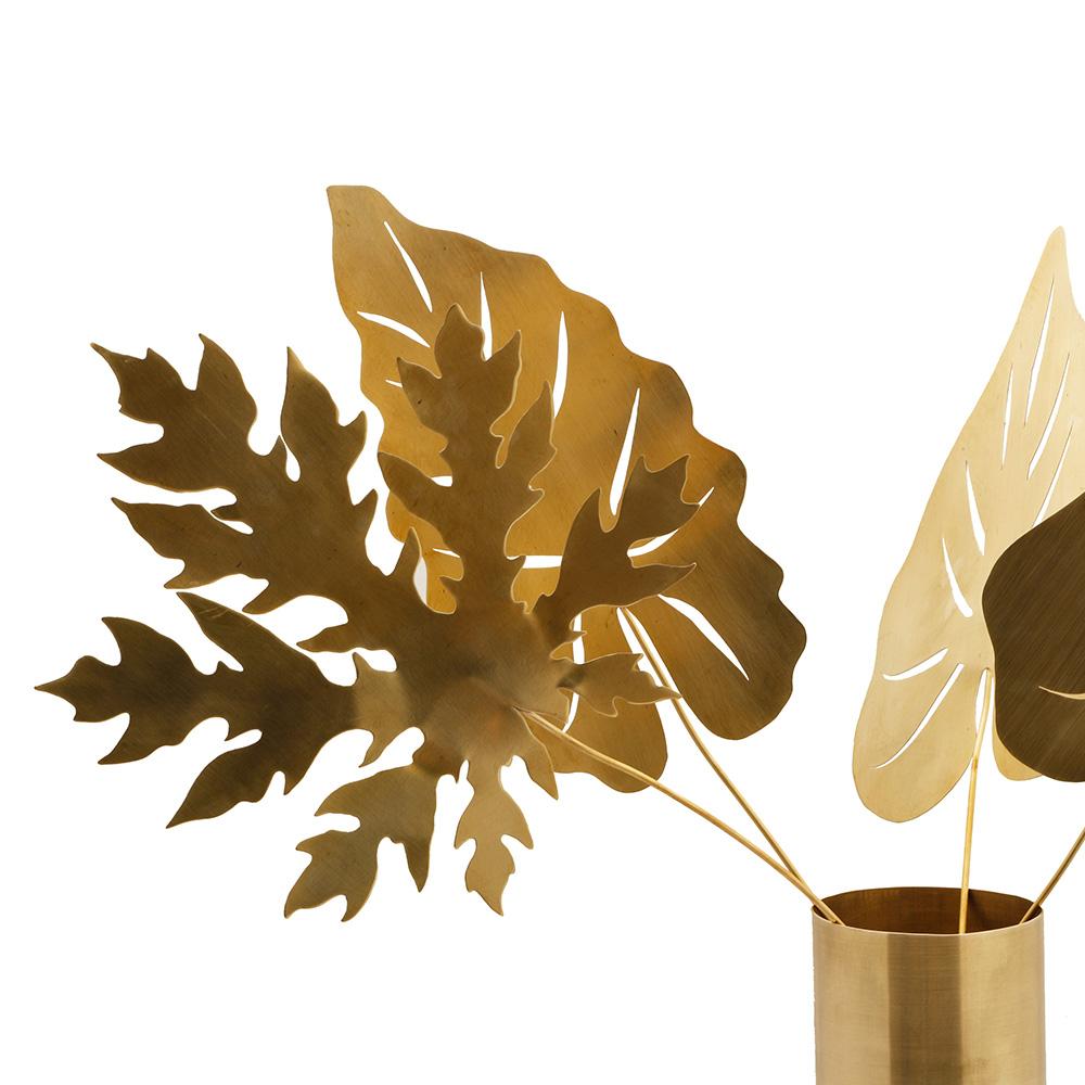 Vaso Dourado